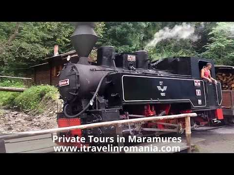 "Private Tours Maramures - Journey with the ""Mocanita"" Steam Train"