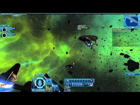 Star Trek Online - Excelsior-class Heavy Cruiser Showcase