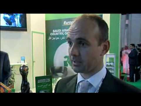 Mark Richards, Europcar International