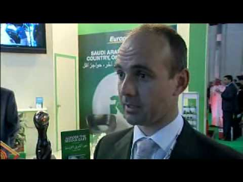 Mark Richards, Europcar International @ ATM 2009