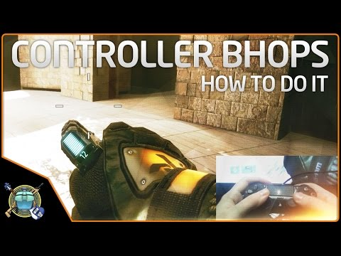 Titanfall 2 - How to Slide Hop with Controller