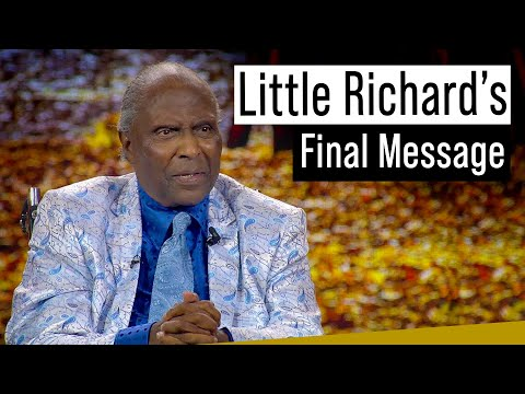 """11 - 3ABN Fall Camp Meeting 2017 - Personal Testimony from """"Little Richard"""""""