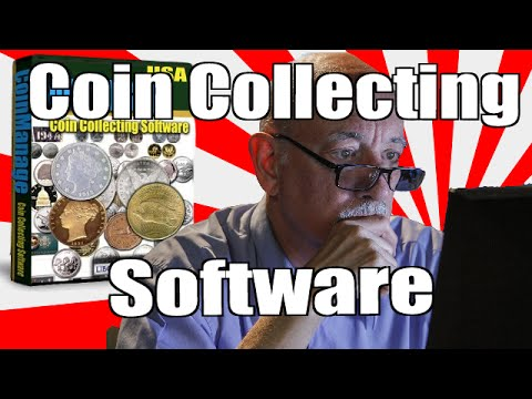 Coin Collecting Software - CoinManage