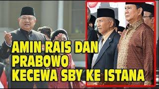 SBY dan Yusril Merapat ke Istana, Prabowo Hingga Amien Malah Kumpul di UBK