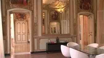 Palazzo Ponzone piano nobile