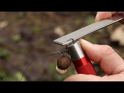 Carp Fishing Hook Sharpening Tips