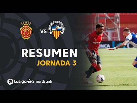 Mallorca Sabadell CE Goals And Highlights