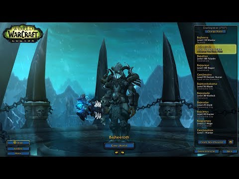 "Bajheera - ""BELIEVE IN THE CLEAVE!"" Unholy DK 3v3 as TSG - WoW Legion 7.2.5 PvP"