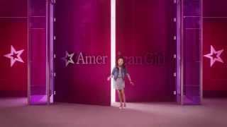 Іграшка Комерційних 2015 - Американської Дівчинки 2015 Року - Дівчина Року - Підказка #1