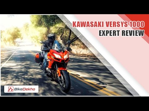 kawasaki versys 1000 expert review youtube. Black Bedroom Furniture Sets. Home Design Ideas