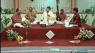 Sikkil Gurucharan Concert (Part 1 of 3)