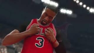 NBA 2k17 Official Mixtape