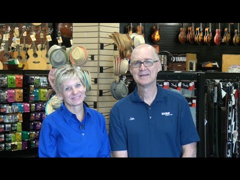 Welcome to Blues Angel Music Store