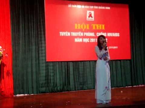 CHL Hùng biện cuộc thi tuyên truyền HIV/AIDS cấp tỉnh 2011