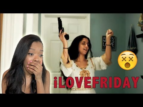 Reacting to iLOVEFRIDAY Muslim Trap (Travel Ban, That's a Shame, Hate Me)
