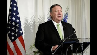Pompeo says Trump doesn't want war with Iran
