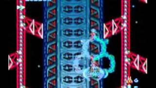 Blazing Lazers - Turbografx-16 Gameplay