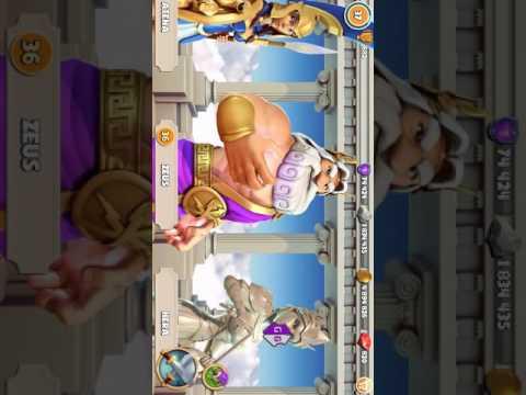 Hack Gods of Olympus