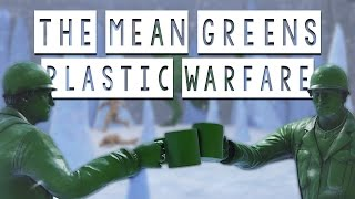 The Mean Greens Plastic Warfare Gameplay - Green Army Men! - First Impressions