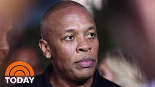 Dr. Dre Breaks His Silence After Suffering Brain Aneurysm | TODAY