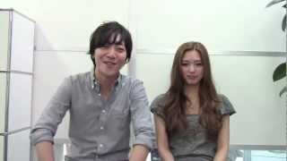 3/28に配信されるデビュー曲「KARADA」の告知映像です.
