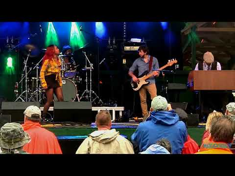 Southern Avenue Live @ The 21st Annual White Mountain Boogie N' Blues Festival 8/18/17