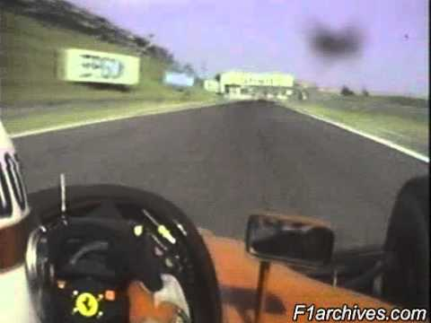 1990 Japanese Grand Prix: Nigel Mansell onboard start