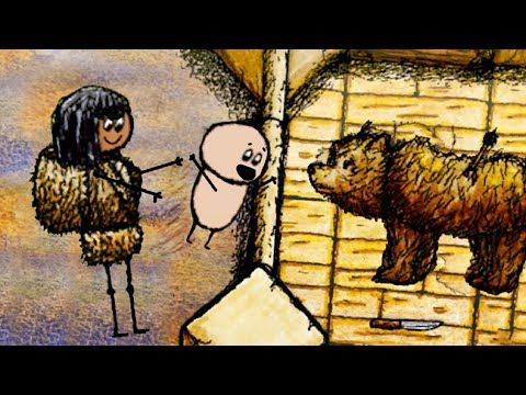 MOTHER FEEDS CHILDREN TO THE BEARS? - One Hour One Life