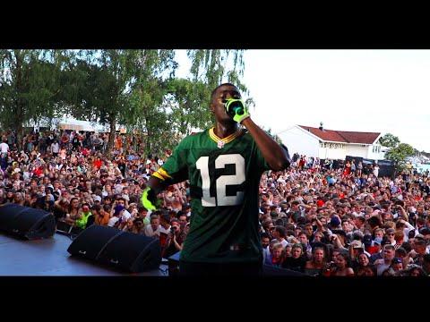 Sheck Wes - Mo Bamba (Live) At Skral Festival 2019