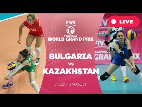 Bulgaria v Kazakhstan - Group 2: 2017 FIVB Volleyball World Grand Prix