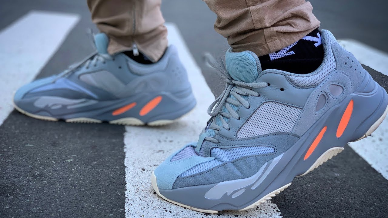 106393076 THE BEST YEEZY 700 SINCE THE WAVE RUNNER? MY YEEZY 700 INERTIA ON-FEET  REVIEW!
