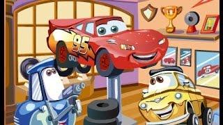 Тачки игра - Собери головоломку (Cars Assemble the puzzle, Disney Pixra )