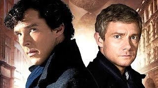 """SHERLOCK - Staffel 3"" Trailer & Kritik Review Deutsch German | Benedict Cumberbatch 2014 [HD]"