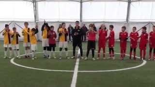 Детски коледен Турнир по Футбол: CSKA vs  FC-SOFIA