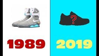 Кроссовки Nike с Искусственным Интеллектом
