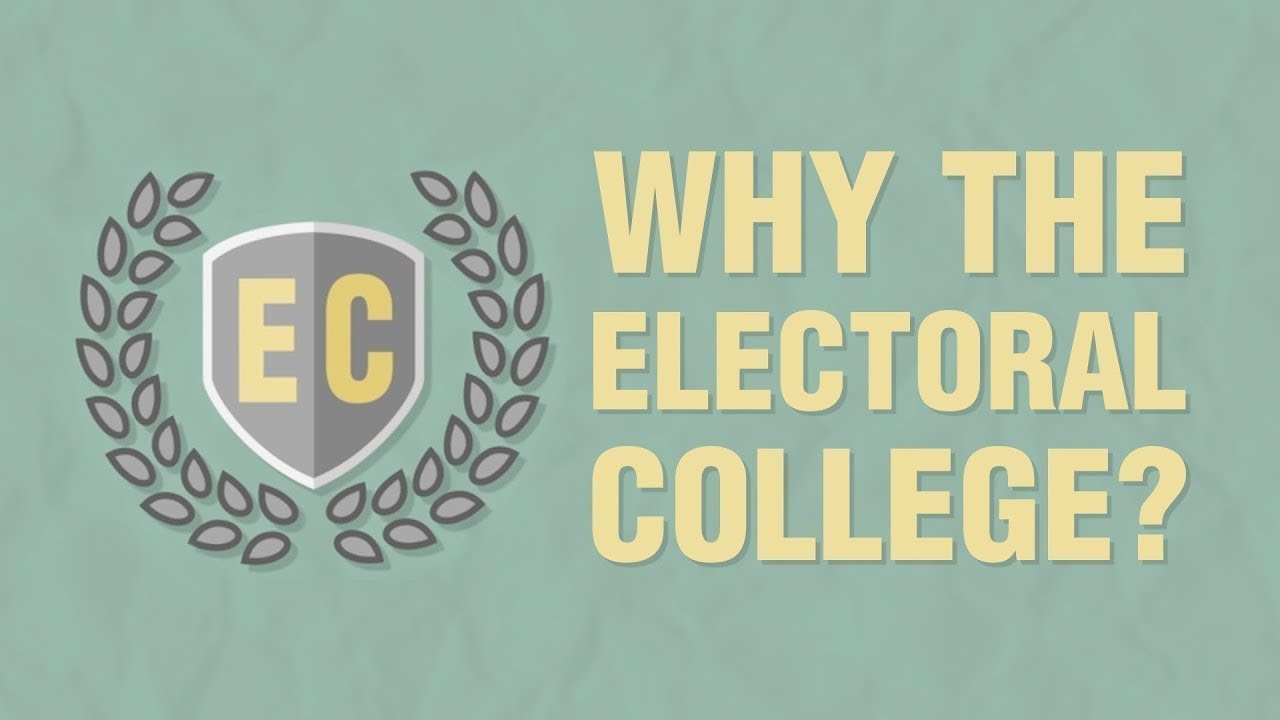 why the electoral college is good While the electoral college may not be good for the political system, it is very good for political science (and public choice) this essay documents many of the ways.