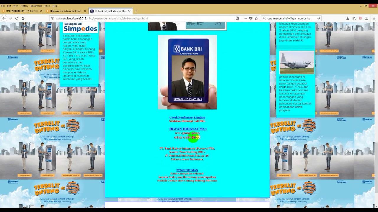 Ini Cara Mudah Melacak Sms Penipuan Undian Online 2018 By Job Desc