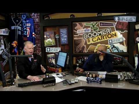 Boomer and Carton: Sterling Shepard denies drugs at party
