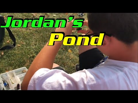Fishing Jordan's Pond 4K