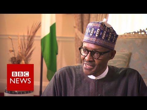 Download 'David Cameron is telling the truth' says Nigeria President Buhari - BBC News
