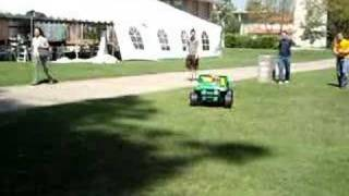 Gator Jeep GPS autonomous driving (Harvey Mudd College)
