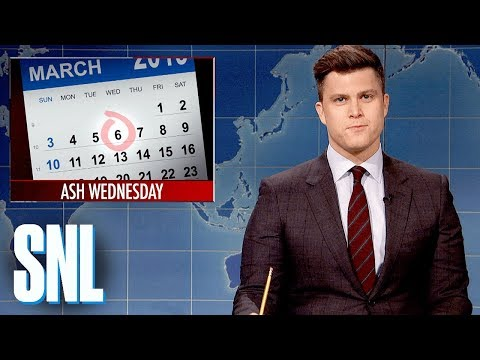 Weekend Update: Ash Wednesday - SNL