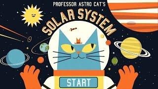 Professor Astro Cat's Solar System - Trailer