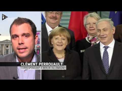 L'AfD, parti populiste, se place devant le CDU d'Angela Merkel dans son fief