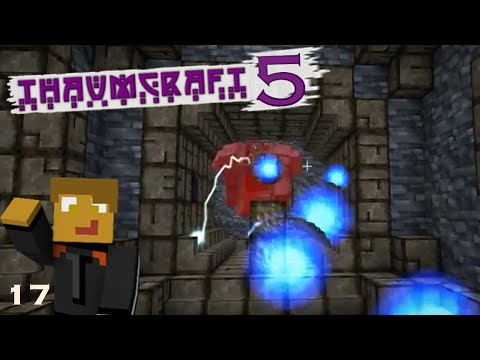 Thaumcraft 5 - E18 - Ancient Stone , Void Smeltery & Outer Lands