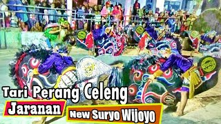 Tari Perang Celeng (Celeng Sak Kembaran) Jaranan New Suryo Wijoyo Live Plosowedi---Solah Sigrak