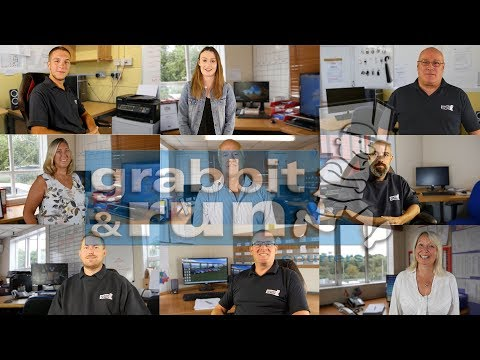 We believe | Grabbit & Run Couriers