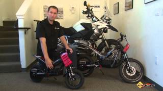 OSET Electrical Mini Bikes 12.5 16 24V and 36V by Adventure Designs