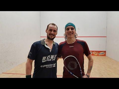 Greg Gaultier vs. Lucas Serme - Iceland exhibition match (preview)