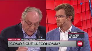 20-09-2017 – Carlos Heller – A dos voces, con Marcelo Bonelli (Parte 2)